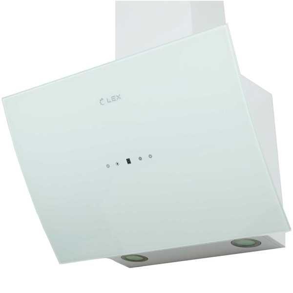 LEX PLAZA 600 WHITE инструкция