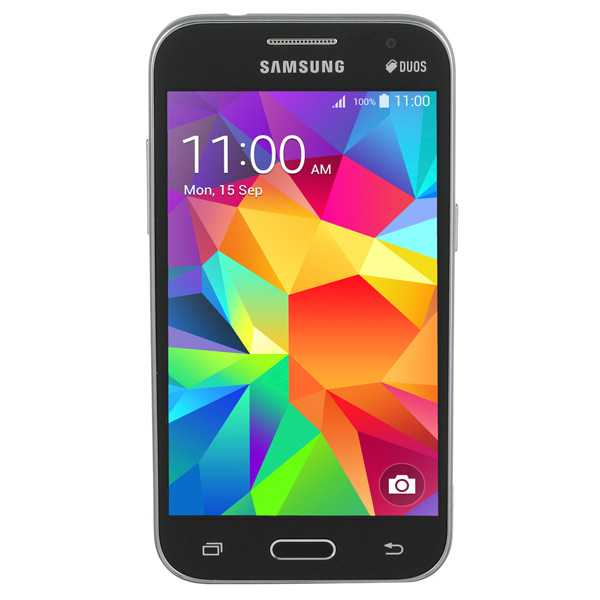 Samsung Galaxy Core Prime VE Gray (SM-G361H) инструкция