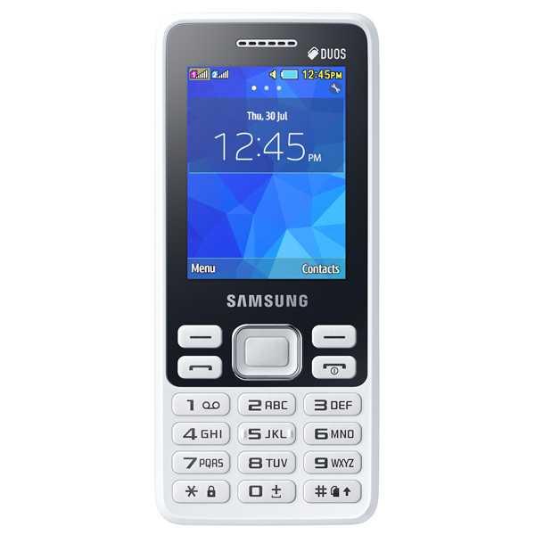 Samsung SM-B350E White инструкция