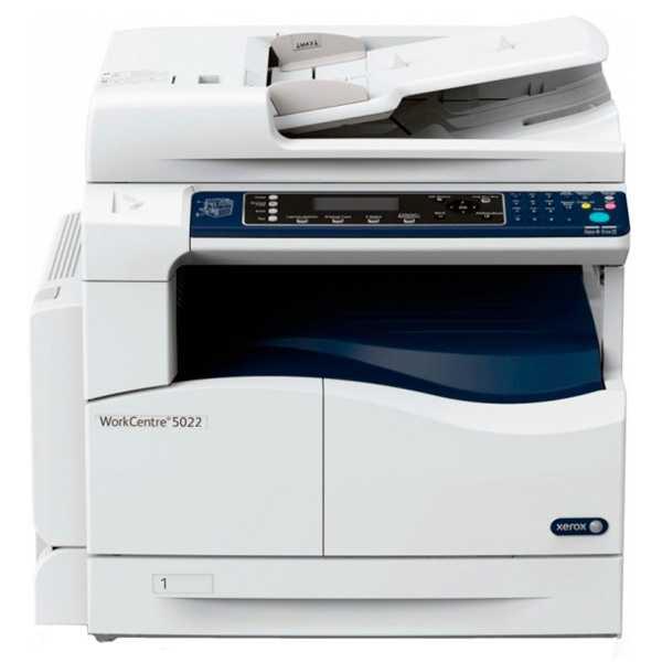 Xerox WorkCentre 5022D инструкция