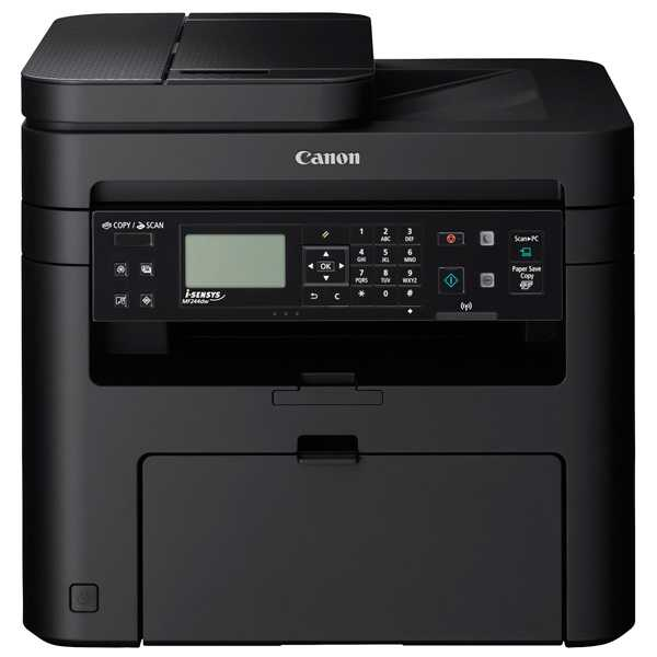 Canon i-SENSYS MF244dw инструкция