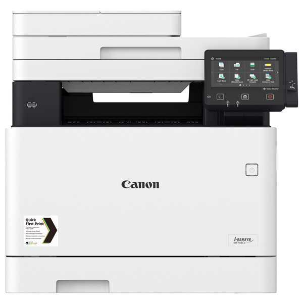 Canon i-SENSYS MF746Cx инструкция